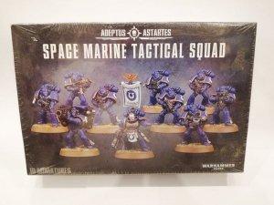Figurki - Space Marine Tactical Squad (10 szt.) - Warhammer 40000