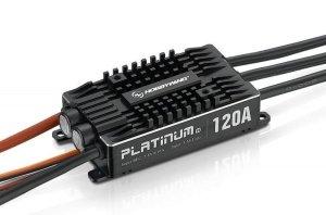 Regulator Hobbywing Platinum 120A V4