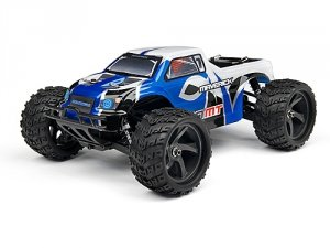 Karoseria Monster Truck Painted Body Blue (Ion MT)