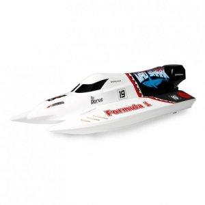 Motorówka RC Mad Shark 2CH 2.4GHz 443mm RTR napęd bezszczotkowy