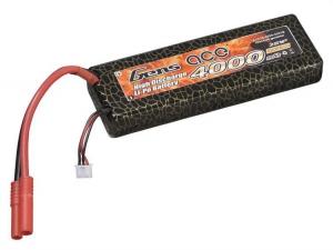 Akumulator Gens Ace 4000mAh 7,4V 30C 2S1P Hard Case