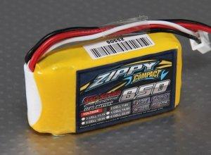 Akumulator LiPo TURNIGY 850mAh 7,4V 2S 35C