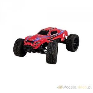 Samochód elektryczny eMTA G2 Monster Truck 1:8 RTR (czerwony) - Thunder Tiger
