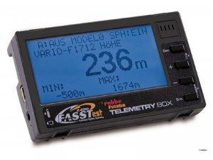 Telemetry-Box FASSTest wyświetlacz telemetrii - FUTABA