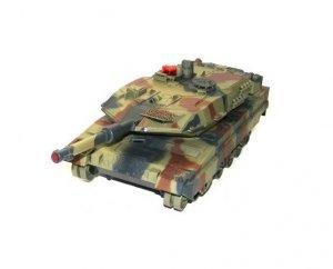 CZOŁG Leopard RTR 1:18 2.4GHz - Zielony BITWA na podczerwień