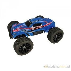 Samochód elektryczny eMTA G2 Monster Truck 1:8 RTR (niebieski) - Thunder Tiger