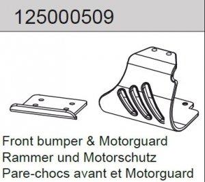 Front bumper & Motorguard Mad Rat