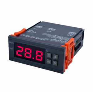 Sterownik, regulator temperatury MH1210B - 220V - od – 40 do 120°C - termostat