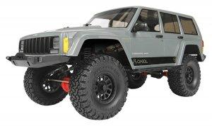 Model RC Axial SCX10 II Jeep Cheerokee 4WD 1:10 RTR