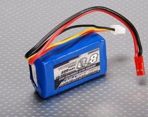 Akumulator LiPo TURNIGY 800mAh 7,4V 2S 20-30C
