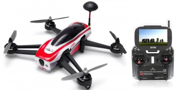 Quadrocopter FPV SkyRC Sokar