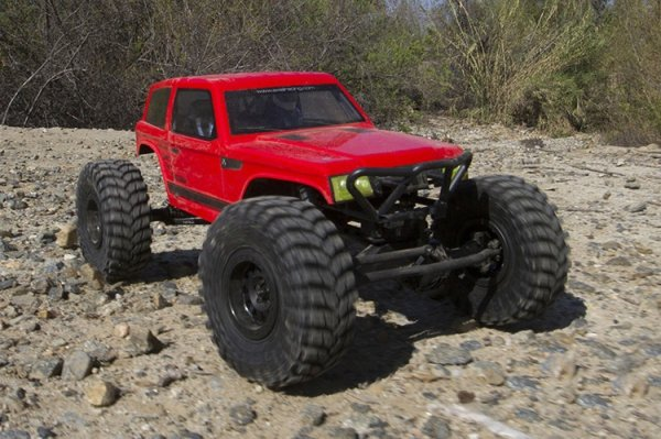 Model RC Axial Wraith Spawn 1:10 KIT