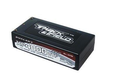 Dualsky 4000 mAh 60C/6C 2S1P 7.4V RACING EDITION