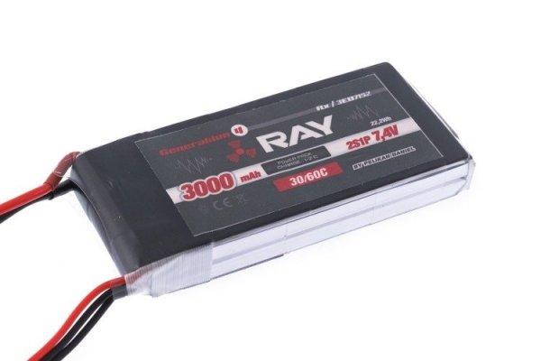 Akumulator RAY G4 2600mAh 7,4V 5/10C Aurora 9/9X
