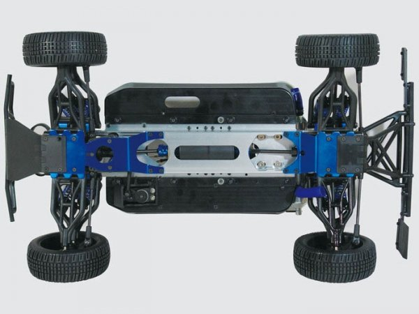 Spalinowy Off-Road RTA4 S28 SCT 1:8 4,6 ccm 2,4ghz  RTR  2 biegi