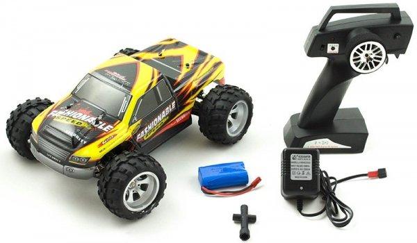 Samochód RC WLtoys A979-A 2,4GHz 35km/h 1:18