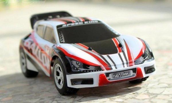 Samochód RC WLToys A989 1:24 2WD 2.4GHz- Czerwony