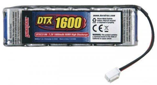 Akumulator DURATRAX NiMH 7,2V 1600 mAh - tuba