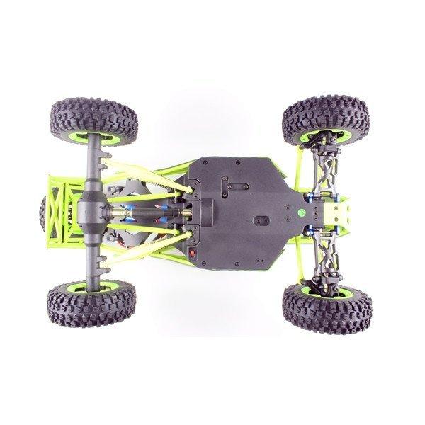 Samochód RC WLtoys Buggy 12428 2.4G 4WD 1:12 EDYCJA SPECJALNA METALOWE DYFERENCJAŁY !!! ACROSS CRAWLER