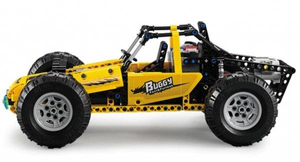 Samochód Buggy RC 2,4GHZ klocki CADFI EE 2w1 C51043W