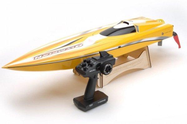 Thunder Tiger Olympian Extreme Jet sprint racing 2.4GHz RTR bezszczotkowa - żółty