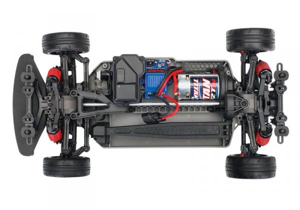 Traxxas 4-Tec 2.0 Ford Mustang GT 1:10 TQ RTR