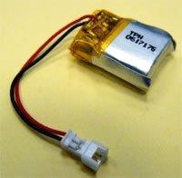 Akcesoria - Battery LiPo 100mAh