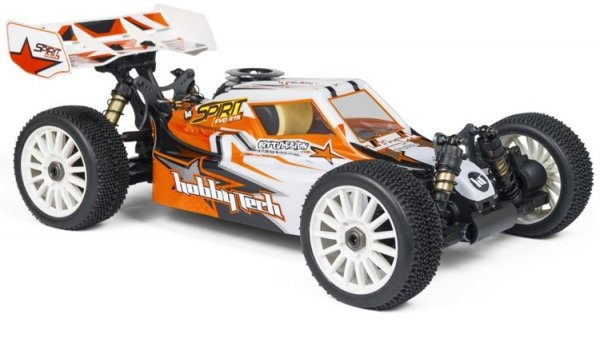 Model spalinowy RC Hobbytech SPIRIT EVO RTR 4WD 1/8