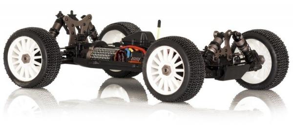 Model RC Hobbytech BX8 SL 1/8 elektryczny bezszczotkowy + ładowarka i akumulator