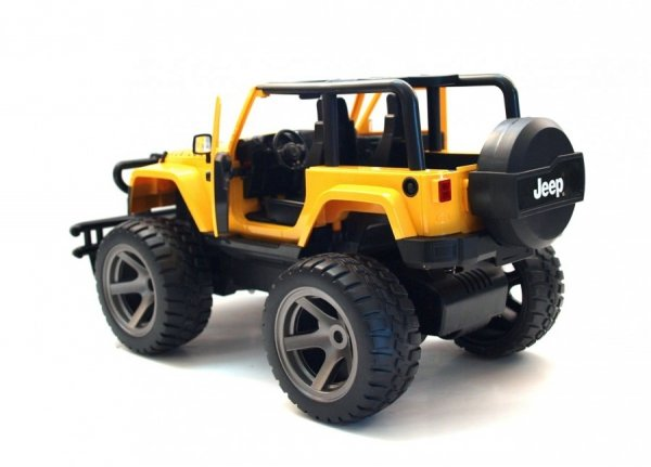 Double Eagle Jeep Wrangler z otwartym dachem (1:14) 2.4GHz