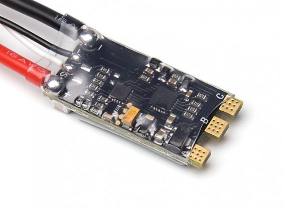 Regulator Turnigy MultiStar 40A BLHeli-S Rev 16 ESC 2~4S V3