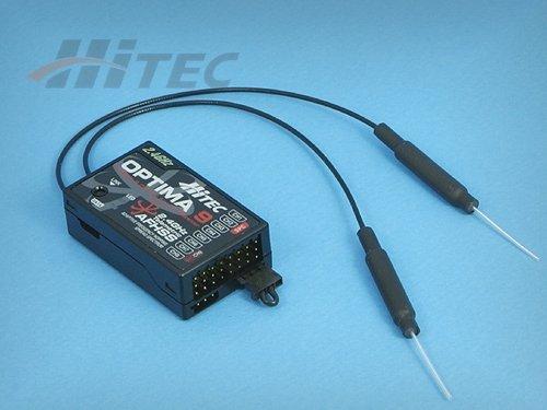HiTEC Optima 9 - odbiornik 2,4GHz