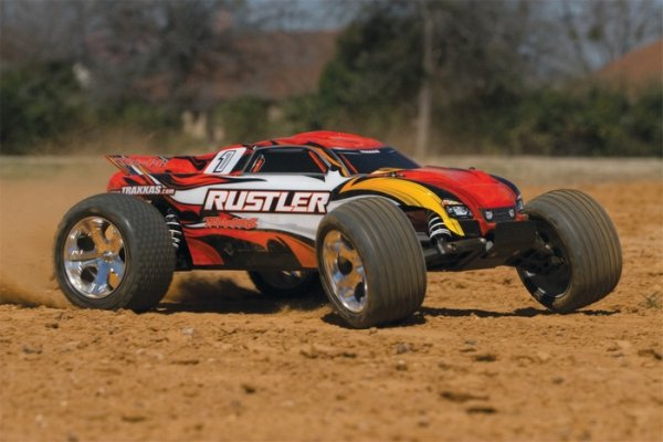 Traxxas 1/10 R5 RUSTLER RTR XL-5