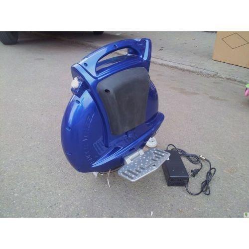 Pojazd elektryczny eMonoCykl B20KM