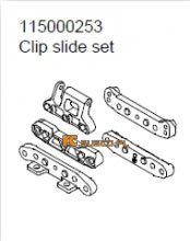 Suspension arm holder Set Virus - Ansmann Virus