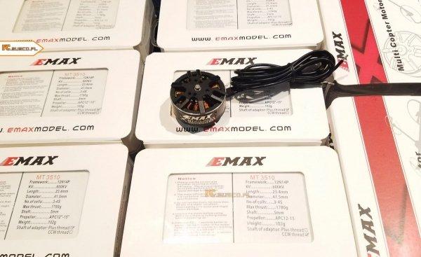 EMAX MT3510CCW - silnik 3F