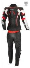 BUSE Mille Kombinezon motocyklowy czarno-czerwony