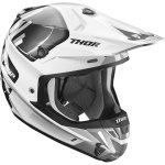 THOR KASK VERGE VORTECHS S7 OFFROAD WHITE/GRAY =$
