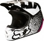KASK FOX V-1 HALYN BLACK/PINK