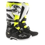 BUTY ALPINESTARS TECH 7 OFFROAD BLACK/WHITE/YELLOW