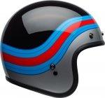 BELL KASK OTWARTY CUSTOM 500 DLX PULSE BL/BLUE/RED