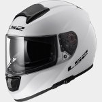 KASK LS2 FF397 VECTOR SOLID WHITE