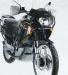 H&B HONDA XL 650 V Transalp/2000-2007 Engine protection bar - black