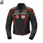 Kurtka motocyklowa BUSE Sponsor Evo III czarna