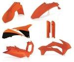 Acerbis KTM pełny zestaw plastików EXC: 14-15