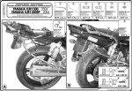 Givi 355F Stelaż Monorack Yamaha XJR 1300 (04>06)
