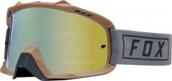 FOX GOGLE AIR SPACE GASOLINE GREY - SZYBA GOLD SP