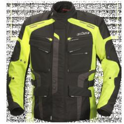 BUSE  Kurtka motocyklowa damska Torino Evo cz-neon