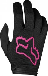 RĘKAWICE OFF-ROAD FOX LADY DIRTPAW MATA BLACK/PINK