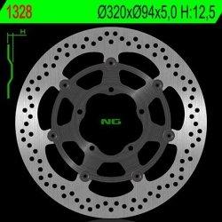 NG1328 TARCZA HAMULCOWA PRZÓD HONDA VFR 1200F